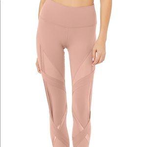 a1ced58aa7390 ALO Yoga Pants | Alo Bandage Legging High Waist Smoky Quartz | Poshmark